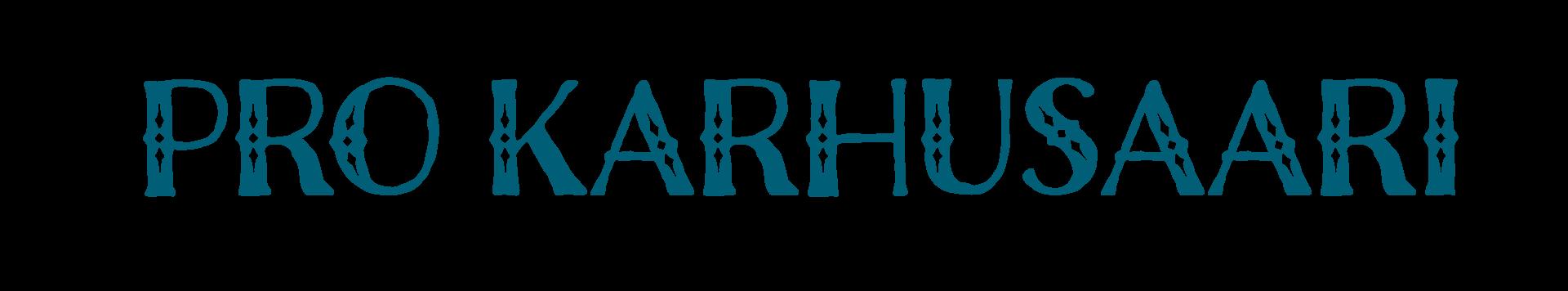 Pro Karhusaari ry