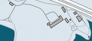 sijaintikartta rakennuksista